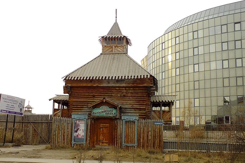 история якутска