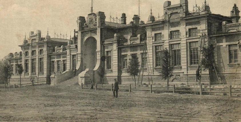 Оренбургская крепость XVIII века
