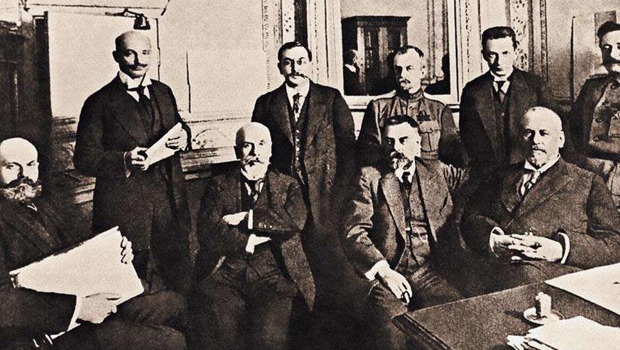 революция 1917 года в россии кратко